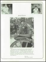 1991 Dudley High School Yearbook Page 188 & 189