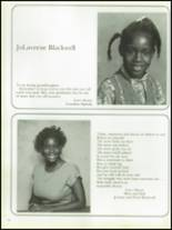 1991 Dudley High School Yearbook Page 194 & 195