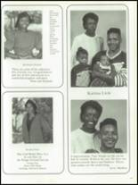 1991 Dudley High School Yearbook Page 198 & 199