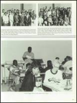 1991 Dudley High School Yearbook Page 206 & 207