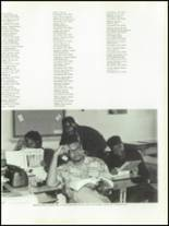 1991 Dudley High School Yearbook Page 212 & 213