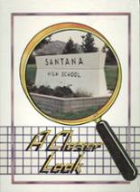 1986 Yearbook Santana High School