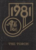 1981 Yearbook Perry County High School