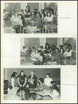 1974 Hillcrest High School Yearbook Page 68 & 69