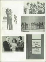 1974 Hillcrest High School Yearbook Page 74 & 75