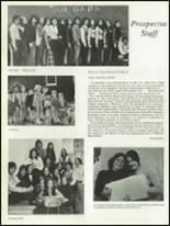 1974 Hillcrest High School Yearbook Page 86 & 87