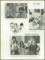 1974 Hillcrest High School Yearbook Page 88 & 89