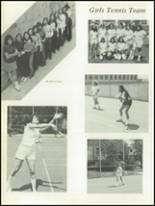 1974 Hillcrest High School Yearbook Page 92 & 93