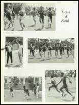 1974 Hillcrest High School Yearbook Page 98 & 99