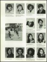 1974 Hillcrest High School Yearbook Page 160 & 161