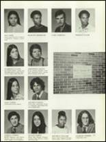 1974 Hillcrest High School Yearbook Page 162 & 163
