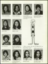 1974 Hillcrest High School Yearbook Page 166 & 167