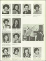 1974 Hillcrest High School Yearbook Page 206 & 207
