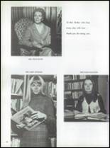 1971 Nottingham Convent of the Sacred Heart High School Yearbook Page 24 & 25