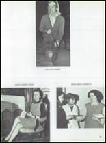 1971 Nottingham Convent of the Sacred Heart High School Yearbook Page 26 & 27
