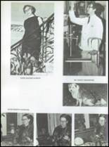 1971 Nottingham Convent of the Sacred Heart High School Yearbook Page 28 & 29