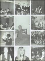 1971 Nottingham Convent of the Sacred Heart High School Yearbook Page 80 & 81