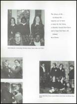 1971 Nottingham Convent of the Sacred Heart High School Yearbook Page 88 & 89