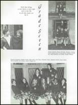 1971 Nottingham Convent of the Sacred Heart High School Yearbook Page 94 & 95