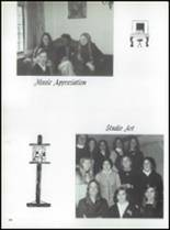 1971 Nottingham Convent of the Sacred Heart High School Yearbook Page 106 & 107