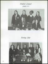 1971 Nottingham Convent of the Sacred Heart High School Yearbook Page 108 & 109
