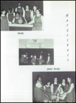 1971 Nottingham Convent of the Sacred Heart High School Yearbook Page 110 & 111