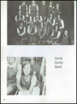 1971 Nottingham Convent of the Sacred Heart High School Yearbook Page 112 & 113