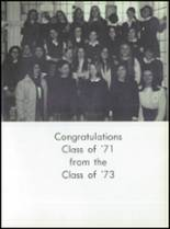 1971 Nottingham Convent of the Sacred Heart High School Yearbook Page 132 & 133
