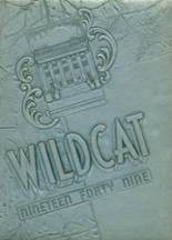 1949 Yearbook Central High School