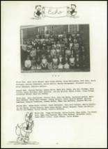 1942 Fayette County High School Yearbook Page 14 & 15