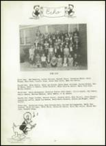 1942 Fayette County High School Yearbook Page 16 & 17