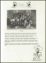 1942 Fayette County High School Yearbook Page 22 & 23