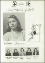 1942 Fayette County High School Yearbook Page 26 & 27