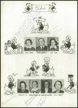 1942 Fayette County High School Yearbook Page 42 & 43