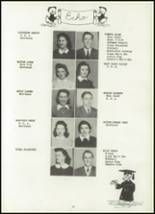1942 Fayette County High School Yearbook Page 44 & 45