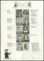 1942 Fayette County High School Yearbook Page 48 & 49