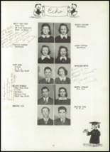 1942 Fayette County High School Yearbook Page 50 & 51