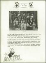 1942 Fayette County High School Yearbook Page 62 & 63
