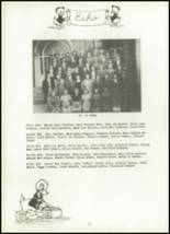 1942 Fayette County High School Yearbook Page 66 & 67