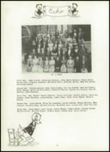 1942 Fayette County High School Yearbook Page 68 & 69