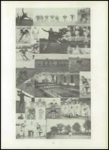 1942 Fayette County High School Yearbook Page 70 & 71