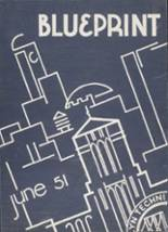 1951 Yearbook Brooklyn Technical High School