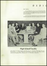 1955 Glenwood High School Yearbook Page 18 & 19