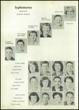 1955 Glenwood High School Yearbook Page 32 & 33