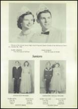 1955 Glenwood High School Yearbook Page 48 & 49