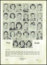 1955 Glenwood High School Yearbook Page 62 & 63
