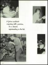 1965 St. Marys High School Yearbook Page 16 & 17