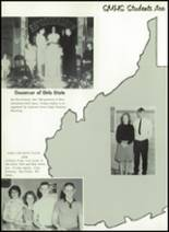 1965 St. Marys High School Yearbook Page 24 & 25