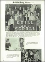1965 St. Marys High School Yearbook Page 26 & 27