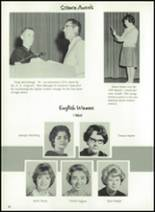 1965 St. Marys High School Yearbook Page 28 & 29